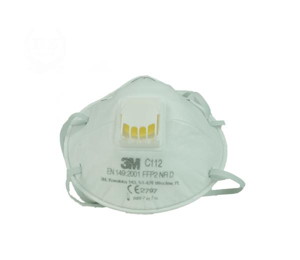 Maska przeciwmgielna Maska przeciwpyłowa do ust 3M