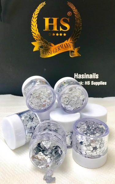 Neglelak sølvblad