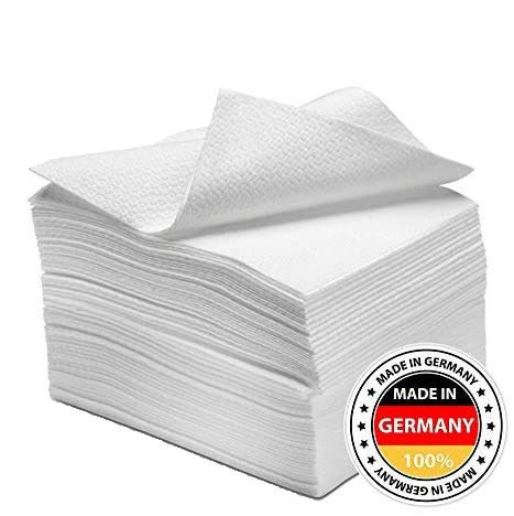 Ručníky na jedno použití prvotřídní kvality