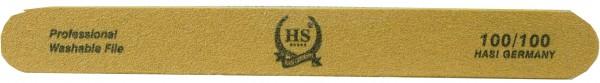 Profesionální pilník rovný zlato 100/100 25ks