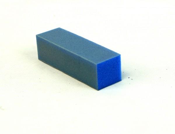 Буфер, синий - 180 грит