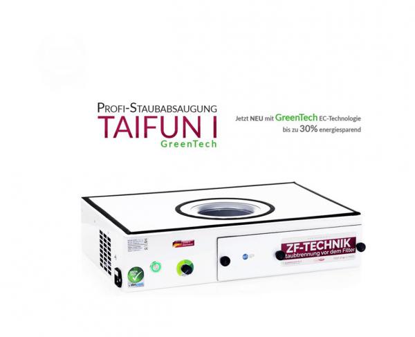 Профессиональный пылеуловитель Taifun 1 GreenTech