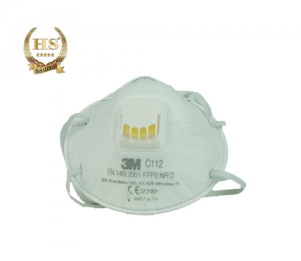 Masker / gezichtsmasker FFP2 3M