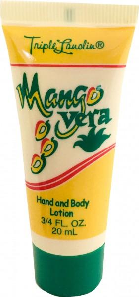 Krém na ruce a tělo Mango vera