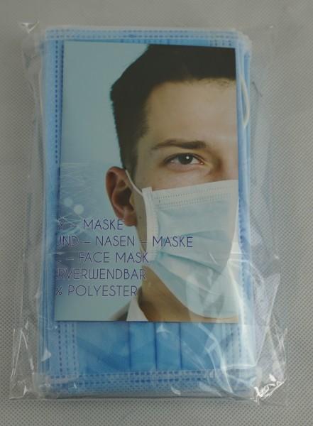Maska na obličej - 4 vrstvy